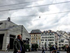 Life in Zurich