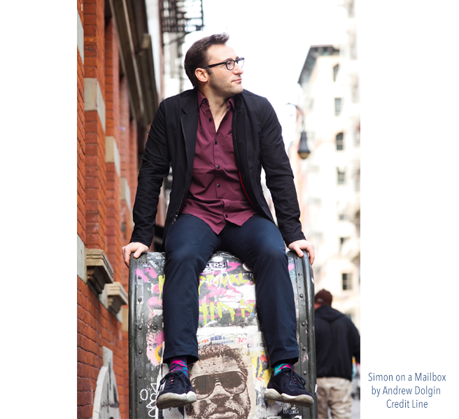 A Video for The New Week by Simon Sinek